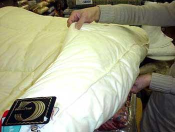 暖かな布団