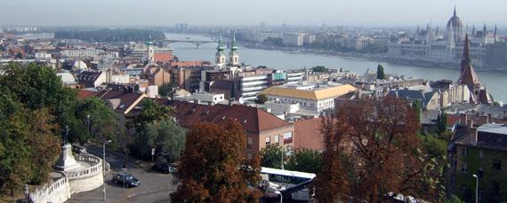 ハンガリー首都 ブダペスト
