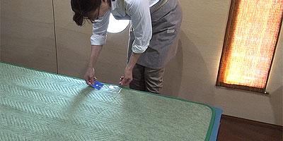 洗える除湿シート